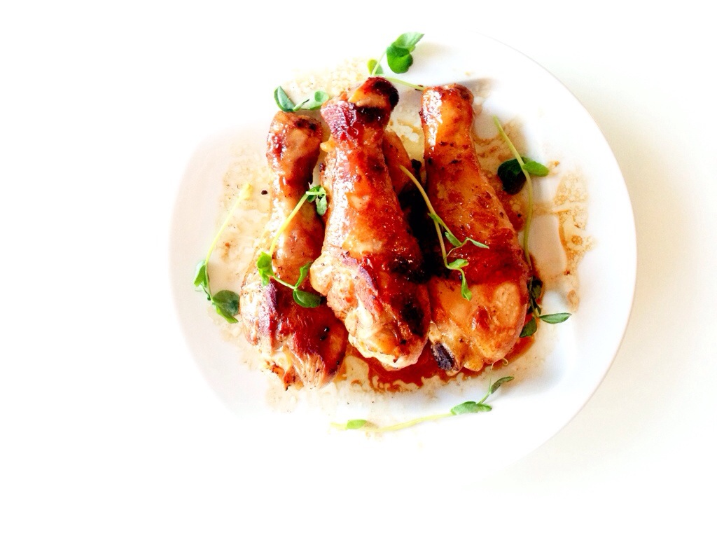 Butter & Soy Sauce Chicken