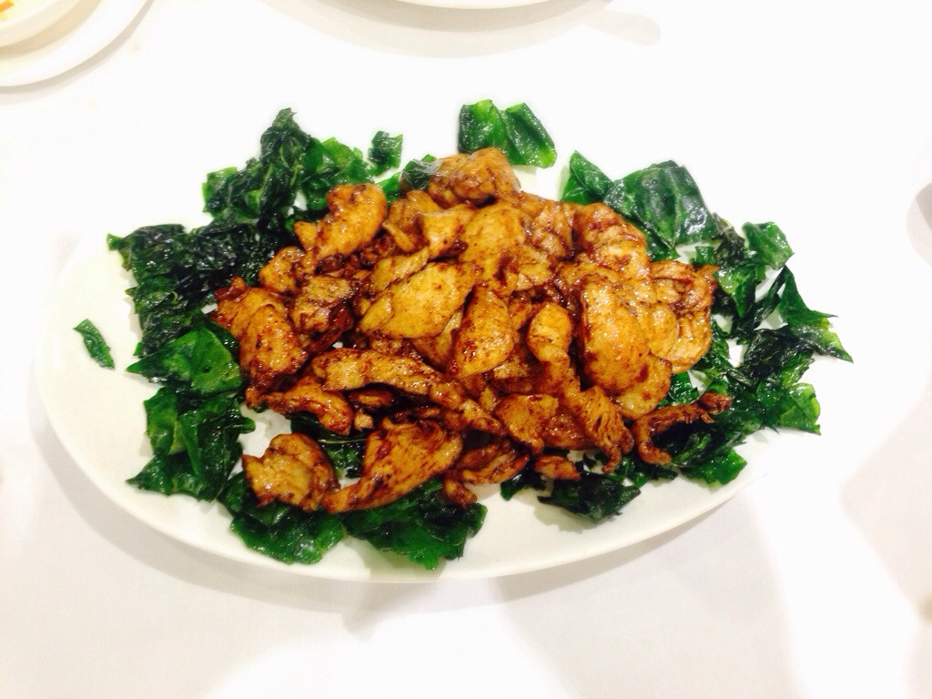 Chiu Chow Peppery Chicken @ Top Chiu Chow Cuisine