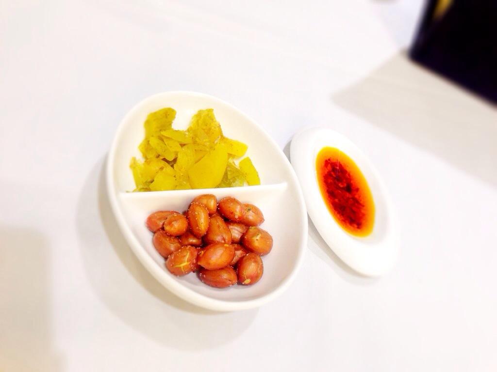 Chiu Chow Condiments @ Top Chiu Chow Cuisine