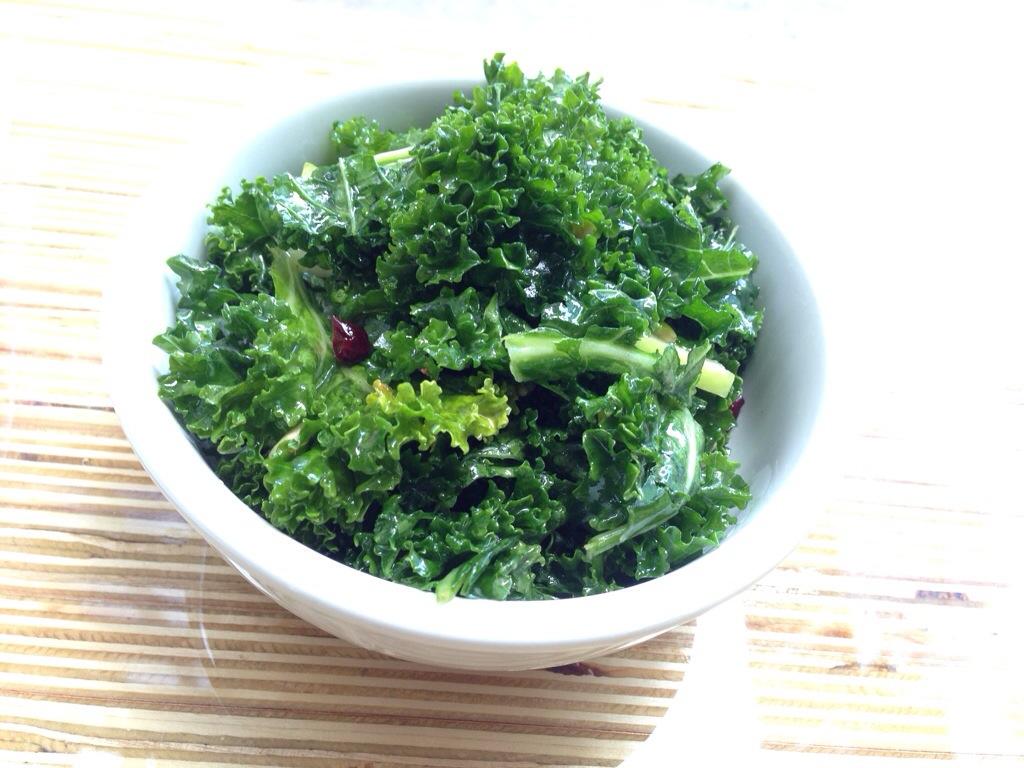Kale Salad @ Nosherie