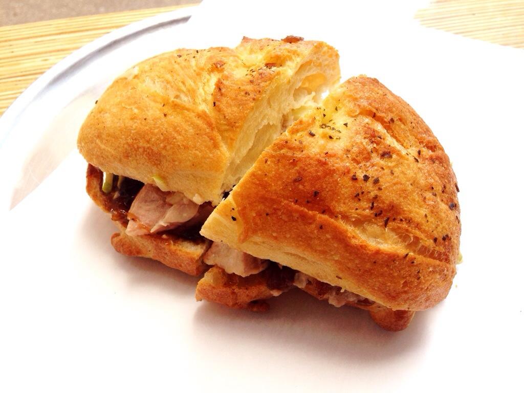 Pork Sandwich @ Nosherie