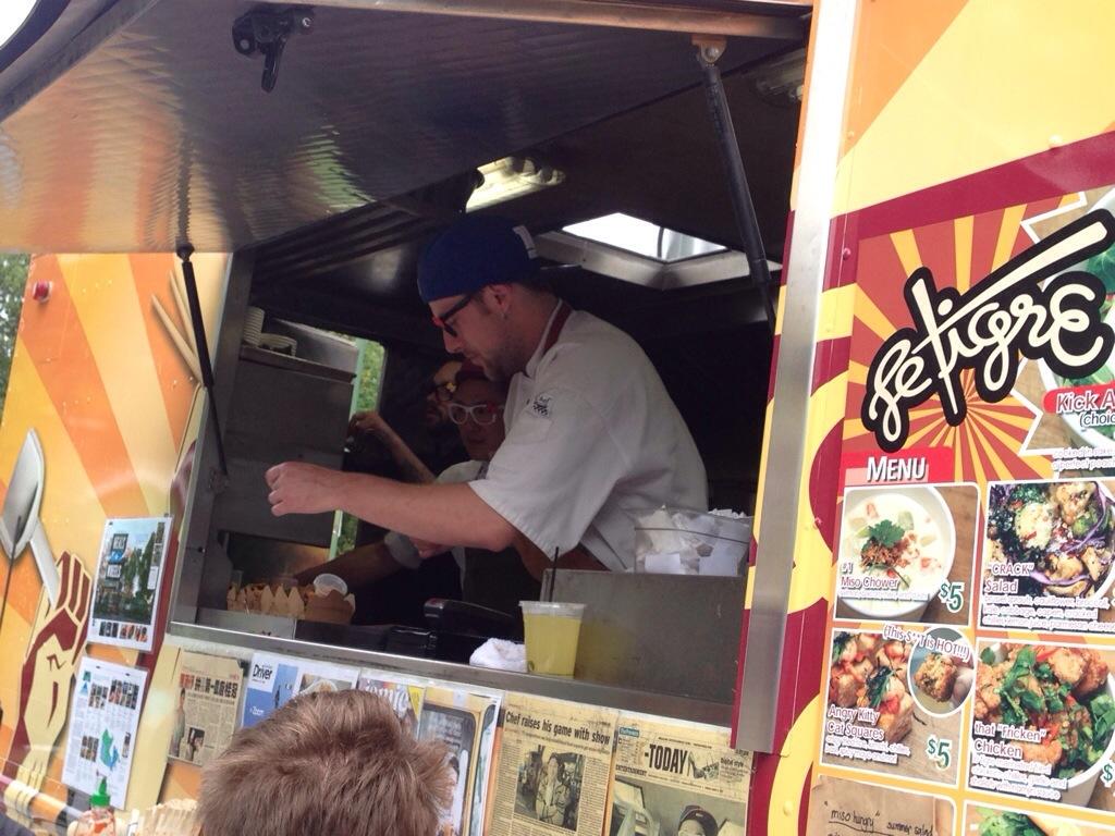 Le Tigre Cuisine Food Truck