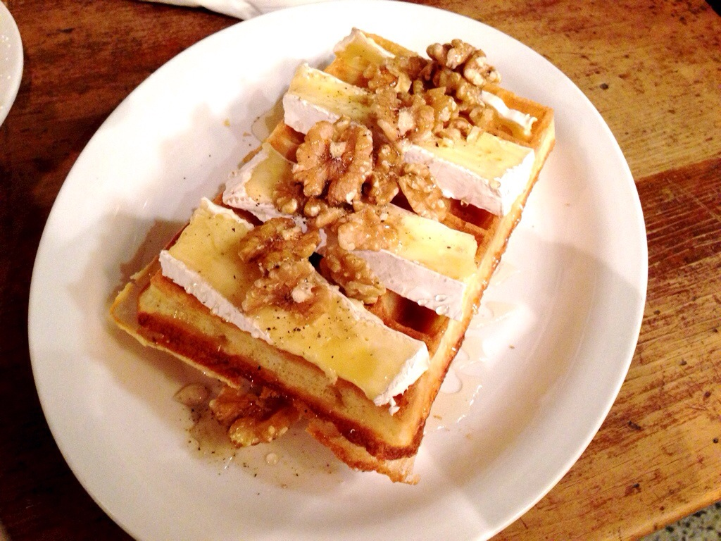 """Parisienne"" - Nero Belgian Waffle Bar"