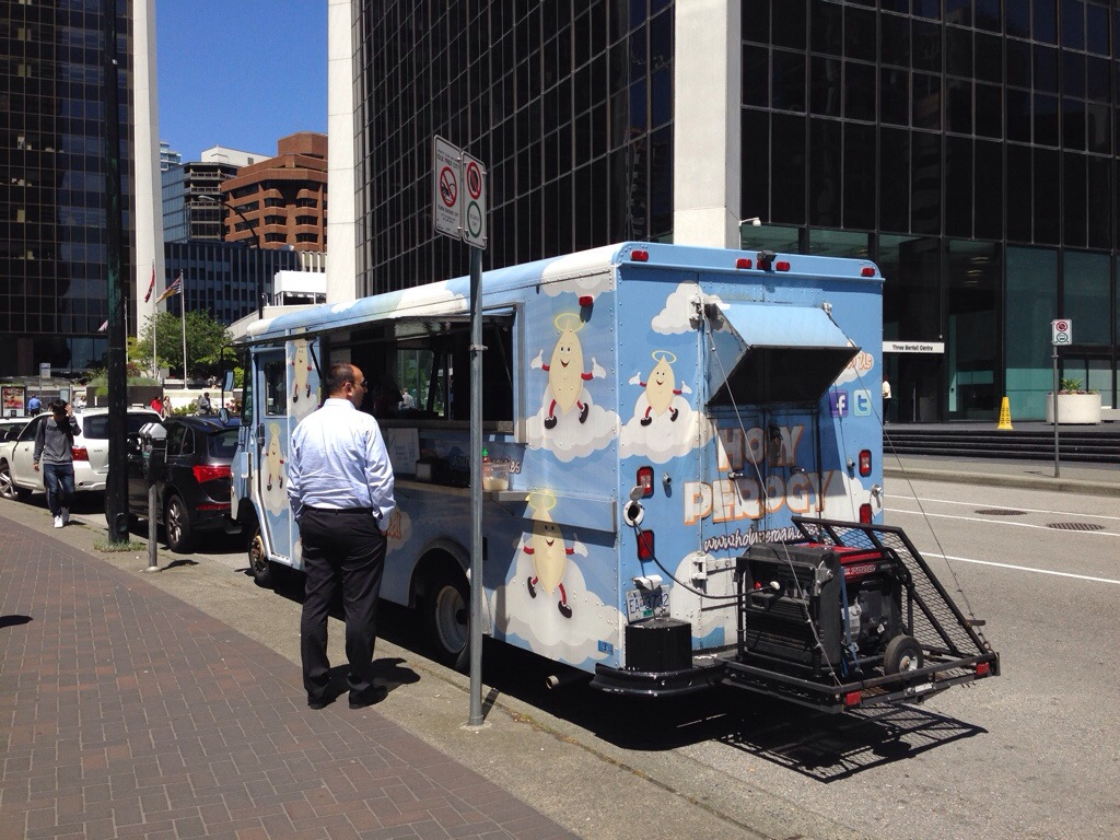 Holy Perogy: Vancouver Food Truck