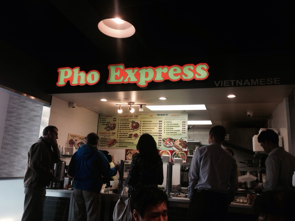 Pho Express at International Food Fair