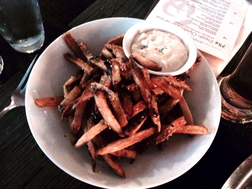 Furikake Fries @ Flying Fish Seattle