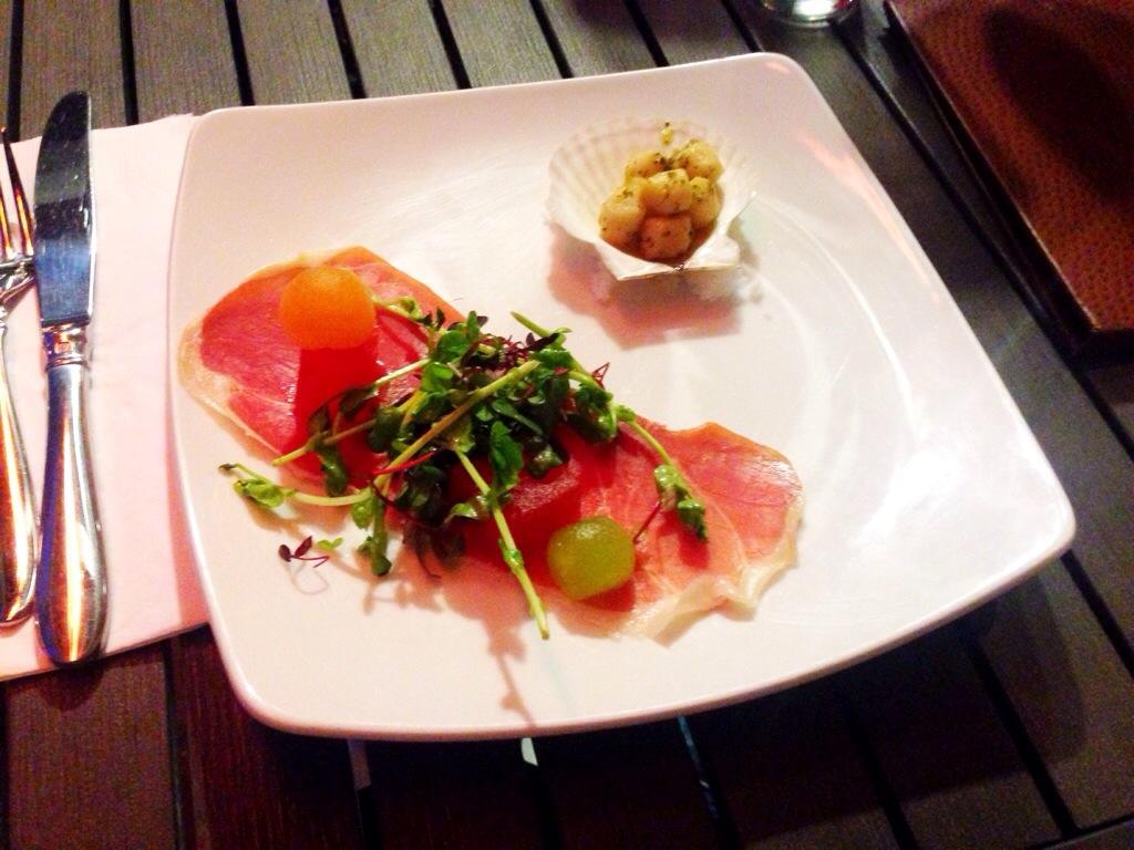 Tasting Plate @ Pier 7 Restaurant