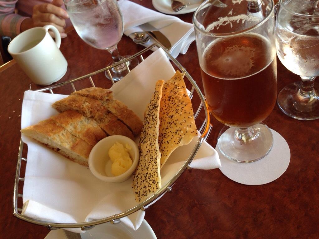 Bread Basket @ American Grille