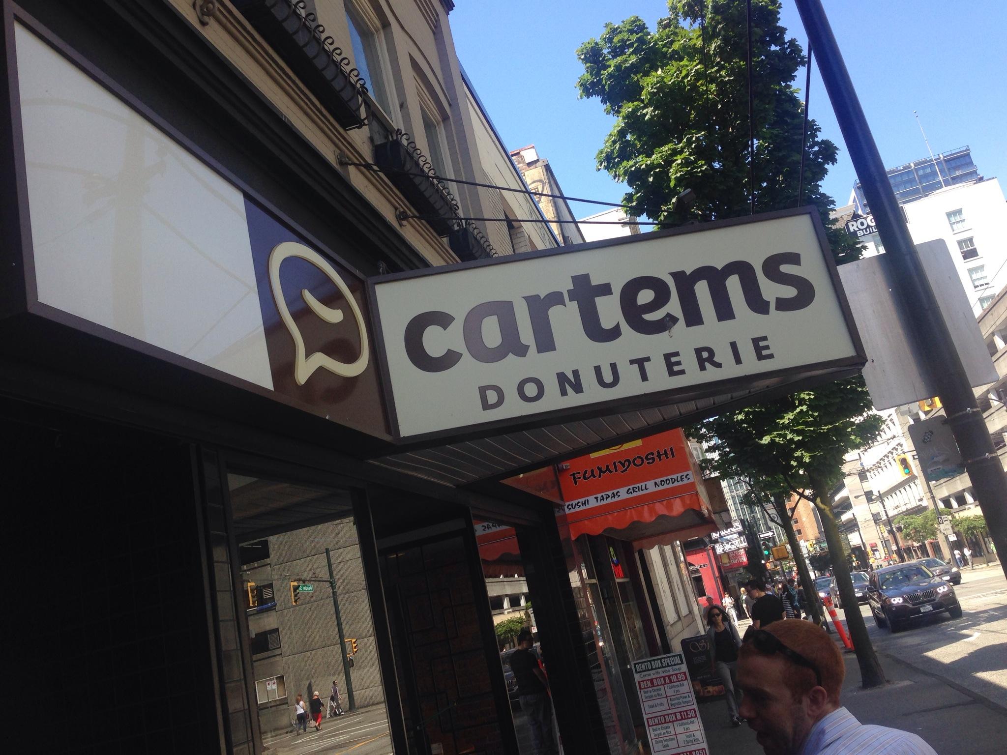 Cartems Donuterie