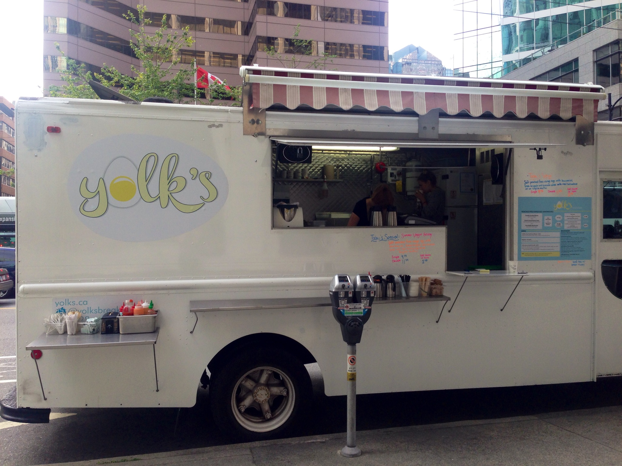 Yolks Breakfast Truck