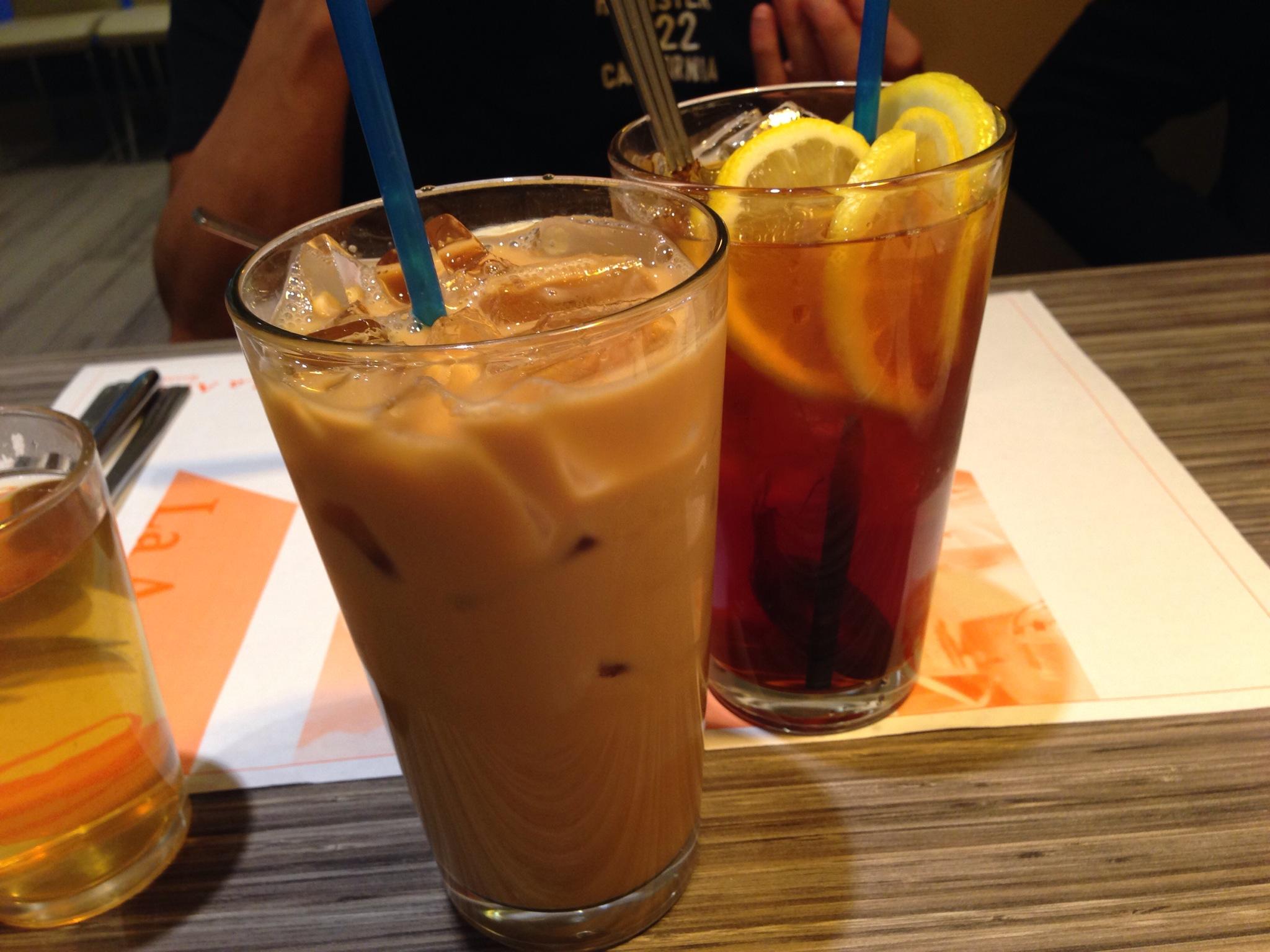 Ice Tea @ La Amigo