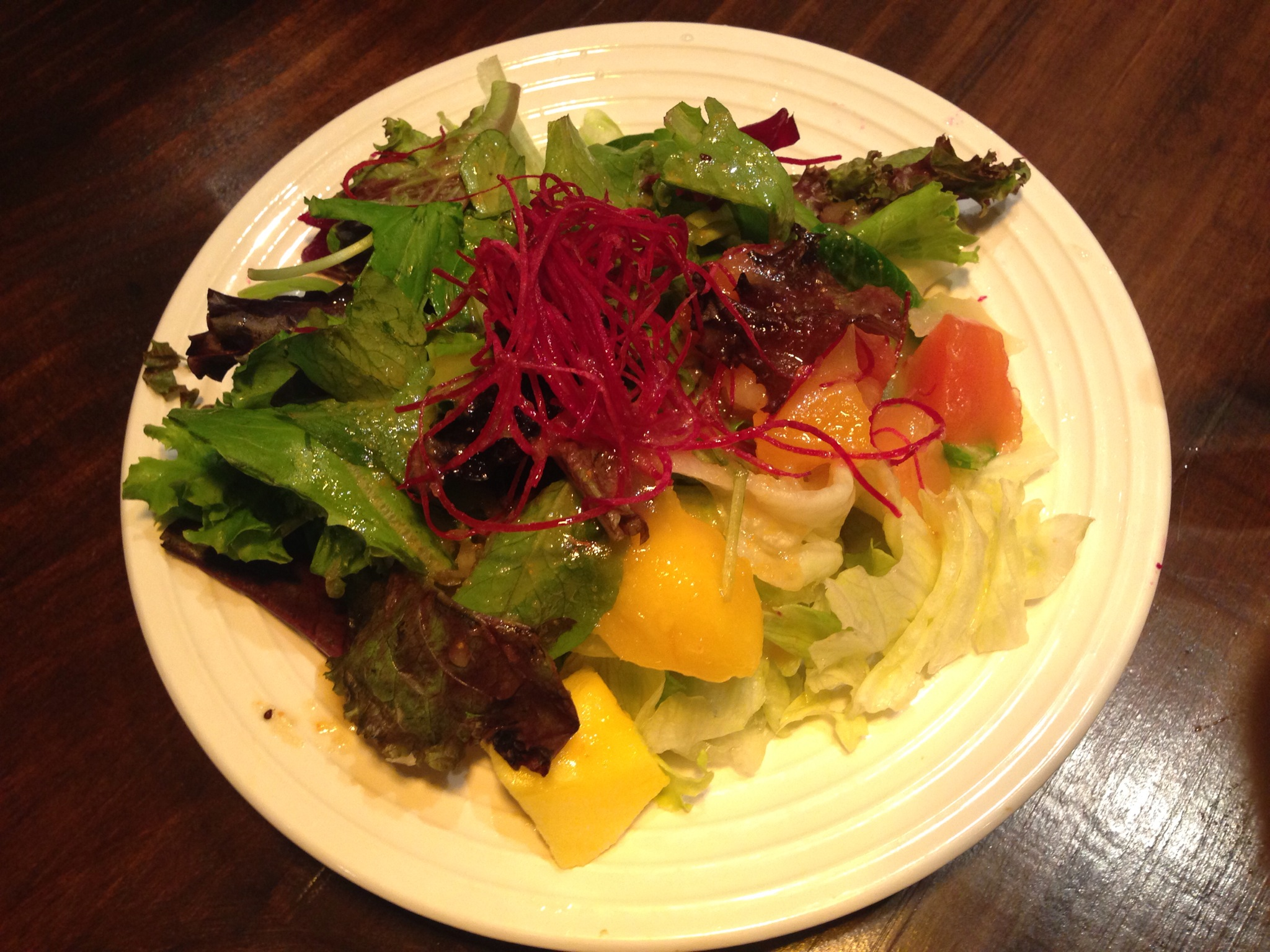 House Salad @ Gami Sushi