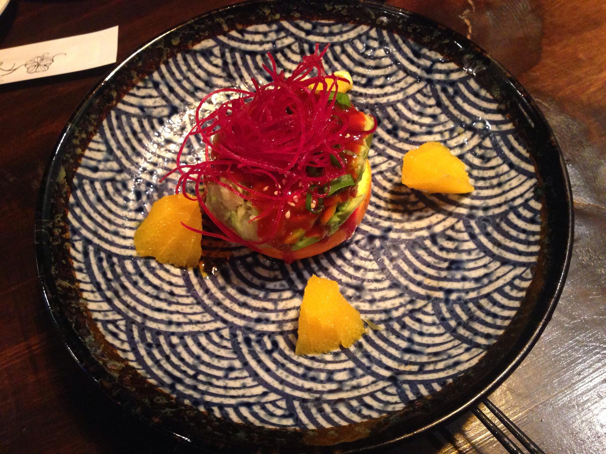 House Tuna  @ Gami Sushi