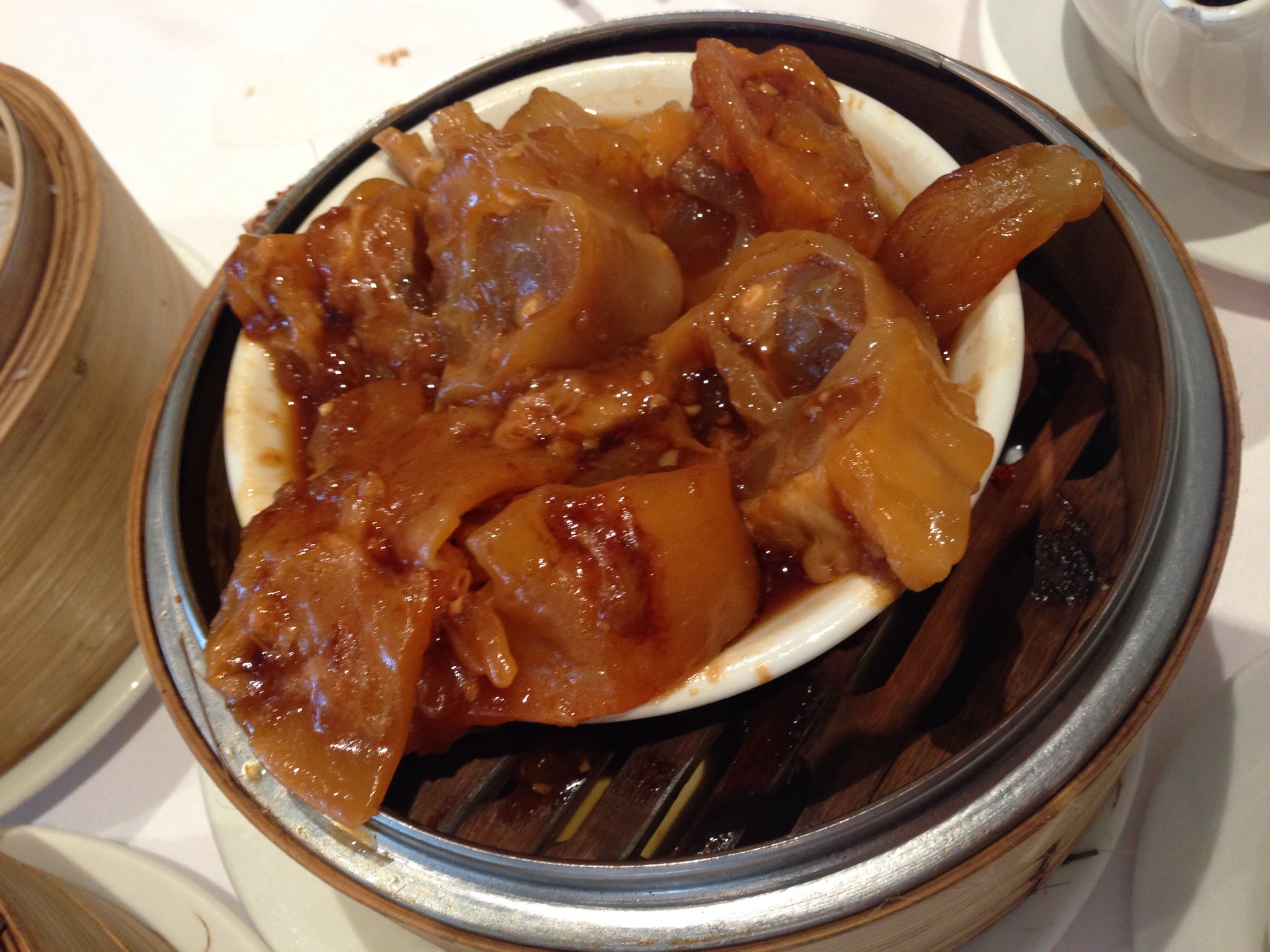 Braised Beef Tendon @ Dynasty Seafood Restaurant