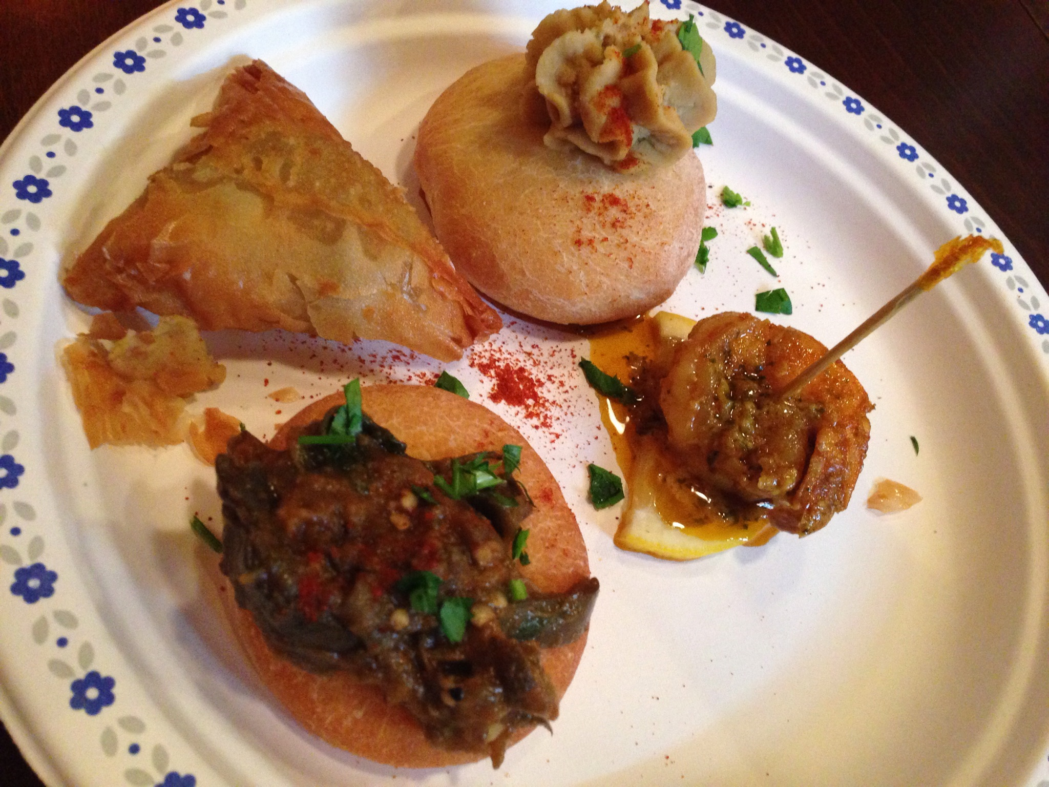 Tasting Plates Vancouver – West End – Morocco West