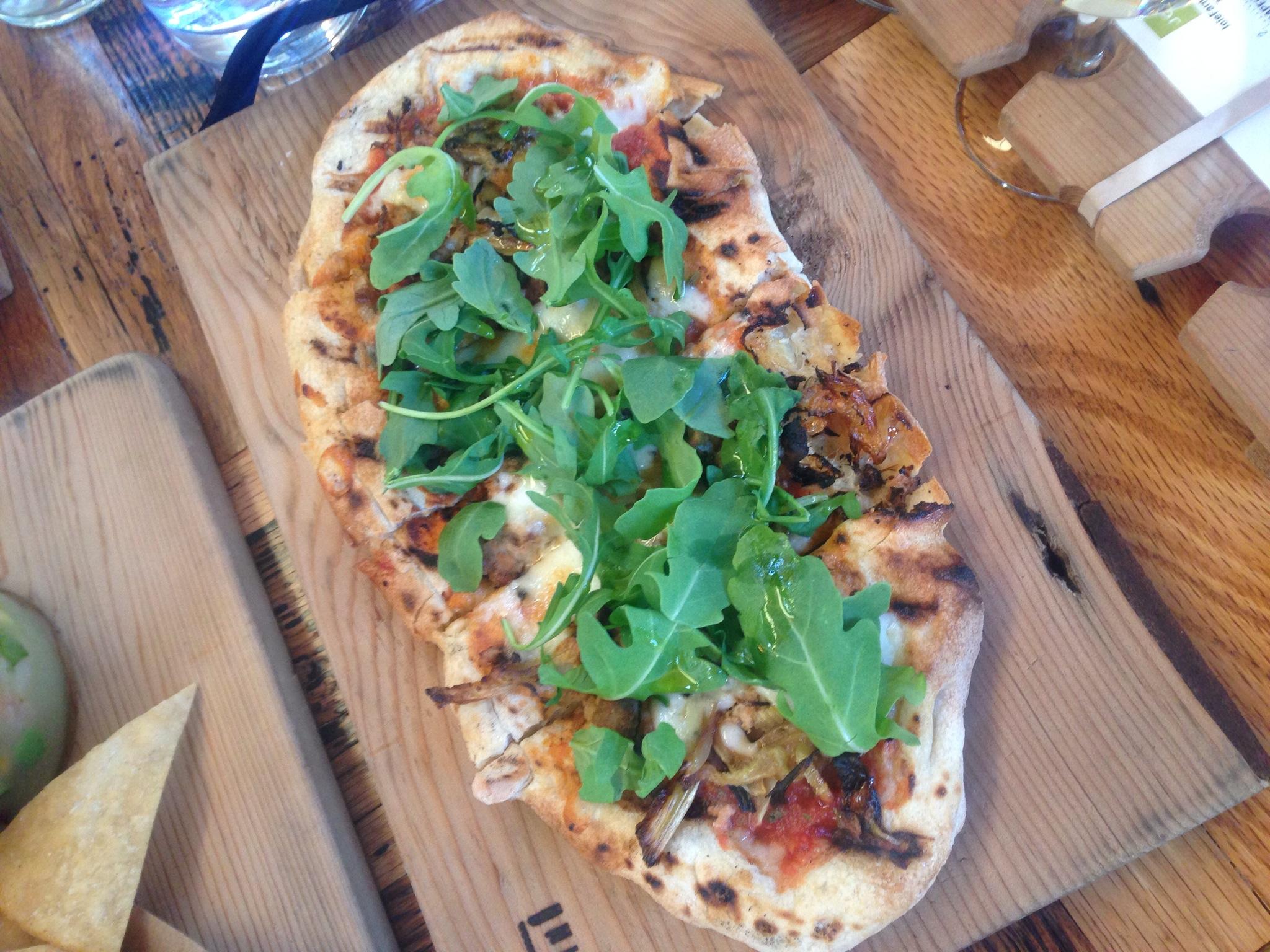 Salsiccia Pizzette @ The Belgard Kitchen
