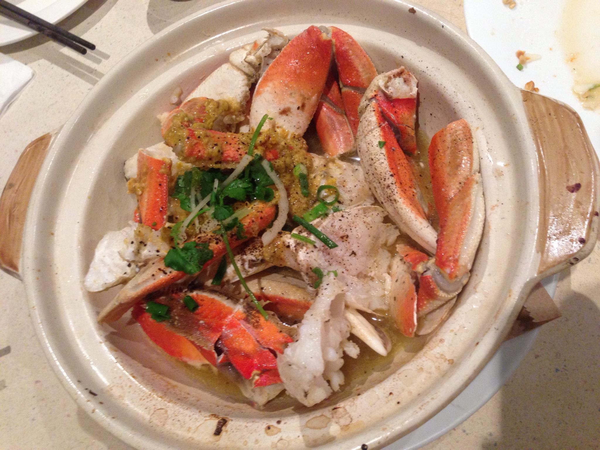 Beer Crab @ Pho Tan