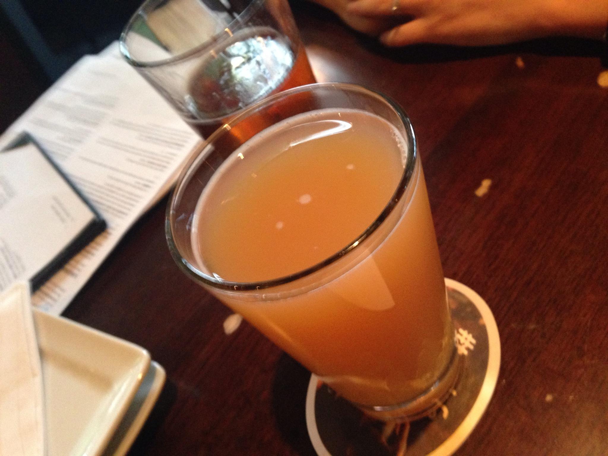 Parallel 49 Grapefruit Radler & Pumpkin Ale @ St Augustine