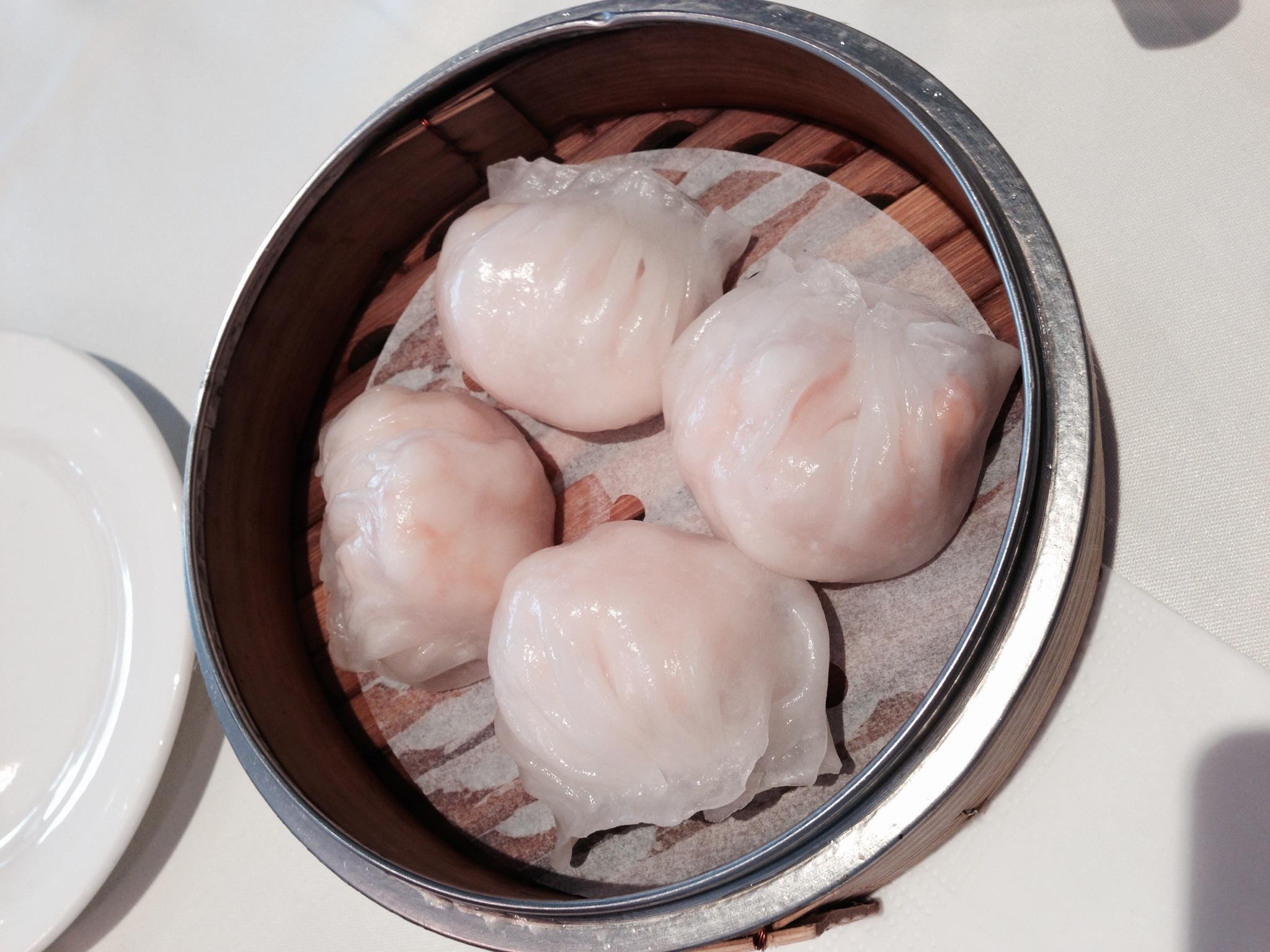Shrimp Dumpling @ Parklane Chinese Restaurant
