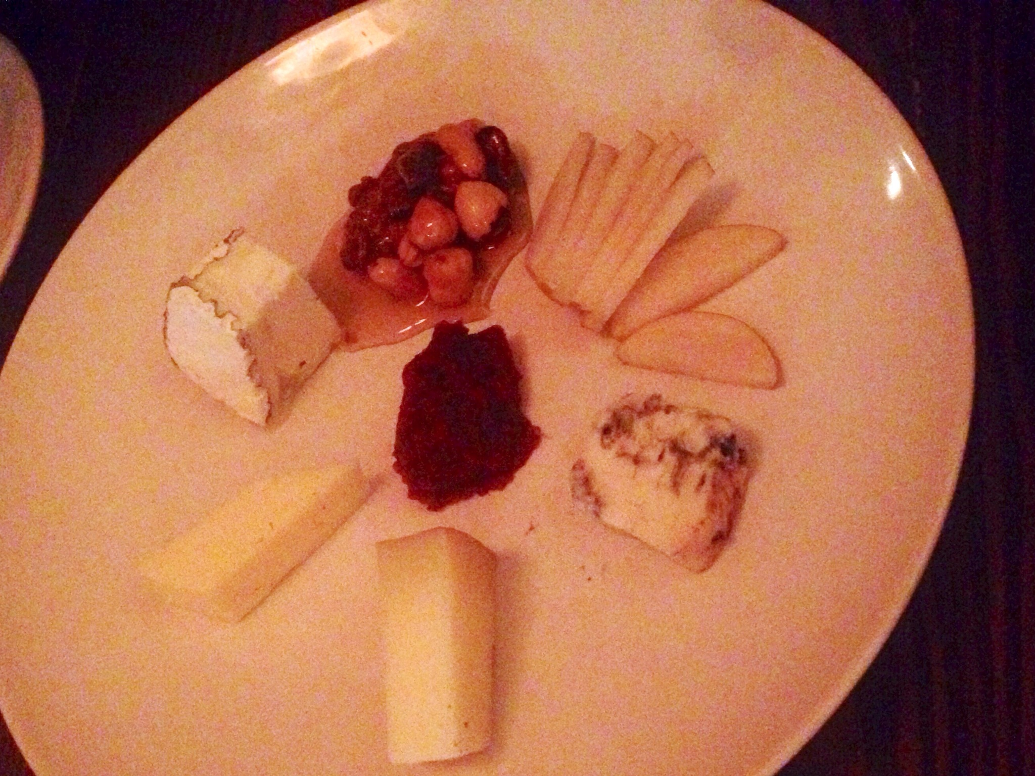 cheeses, chef's selection