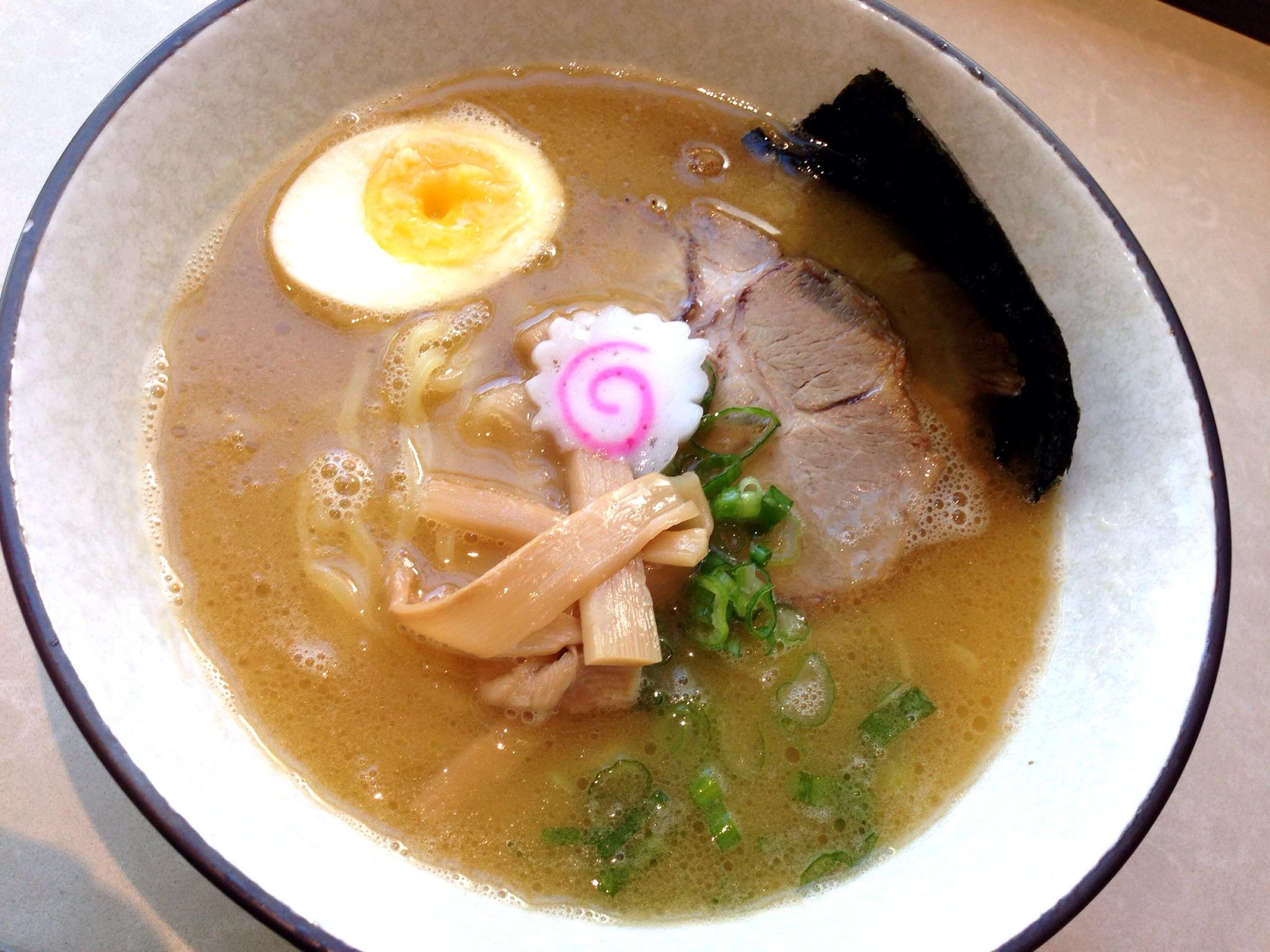 Shoyu  Tonkotsu Ramen @ Taishoken Ramen