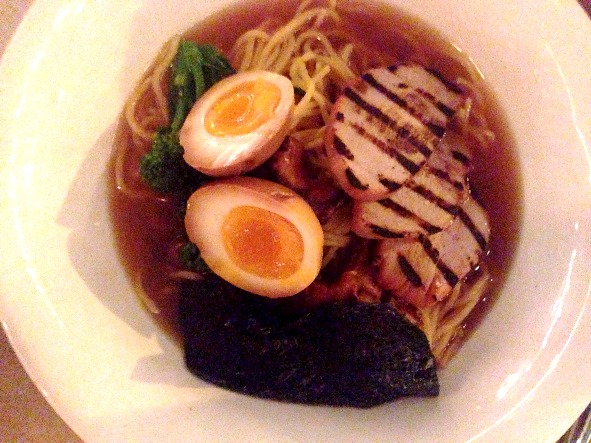 Pork Ramen @ The Blackbird