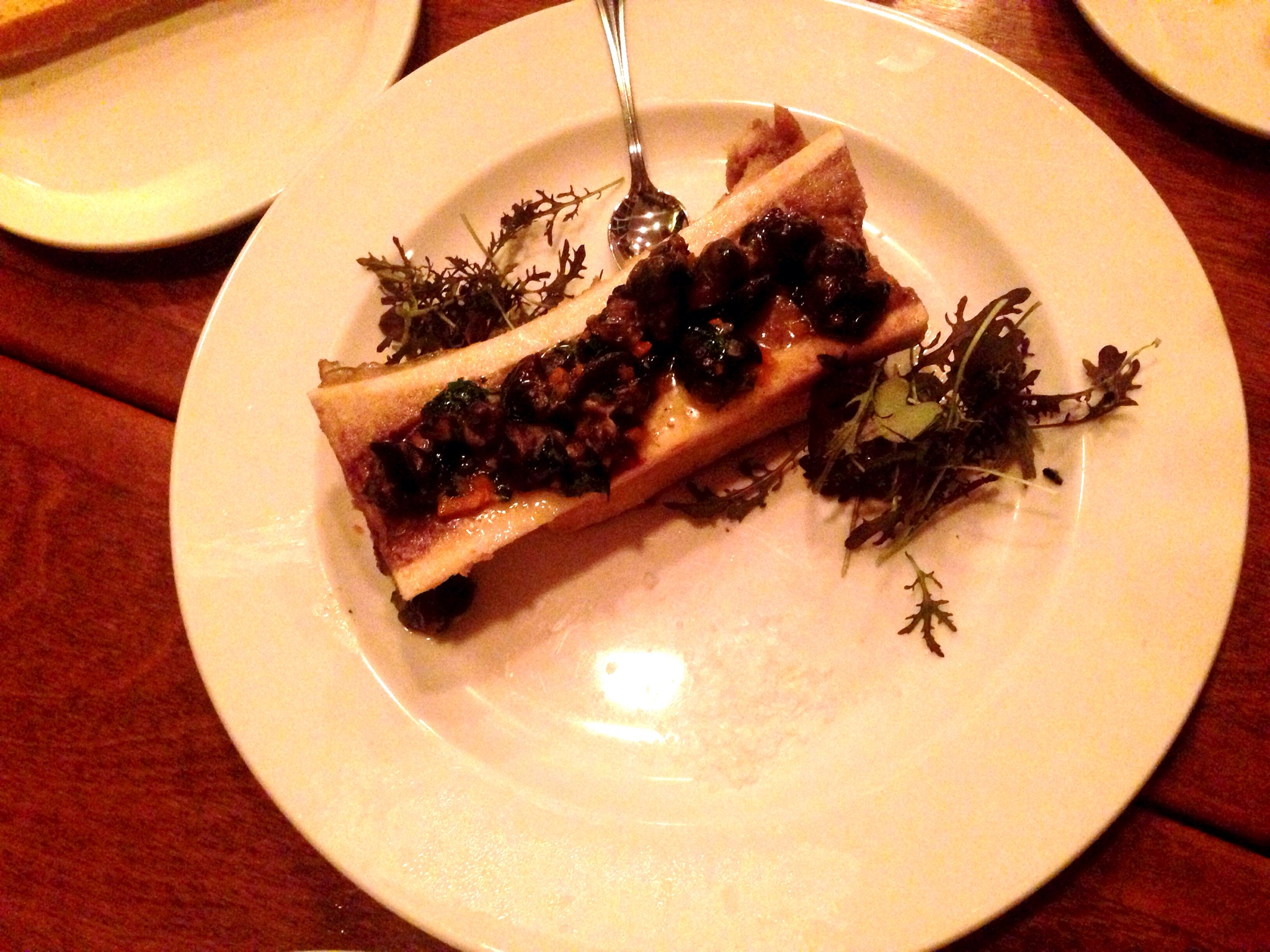 Bone Marrow and Escargots @ Ask For Luigi
