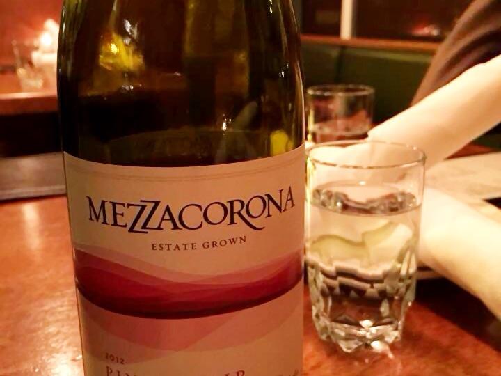Pinot Noir Mezzacrona 2012