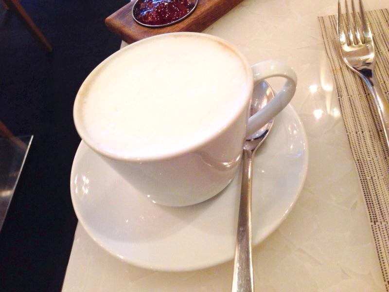 Cappuccino @ Hawksworth
