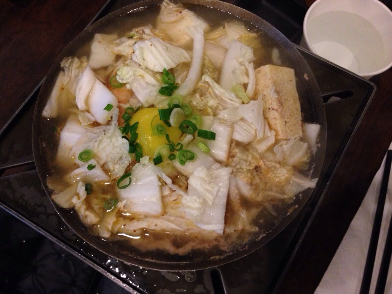 Seafood Hot Pot @ Boiling Point