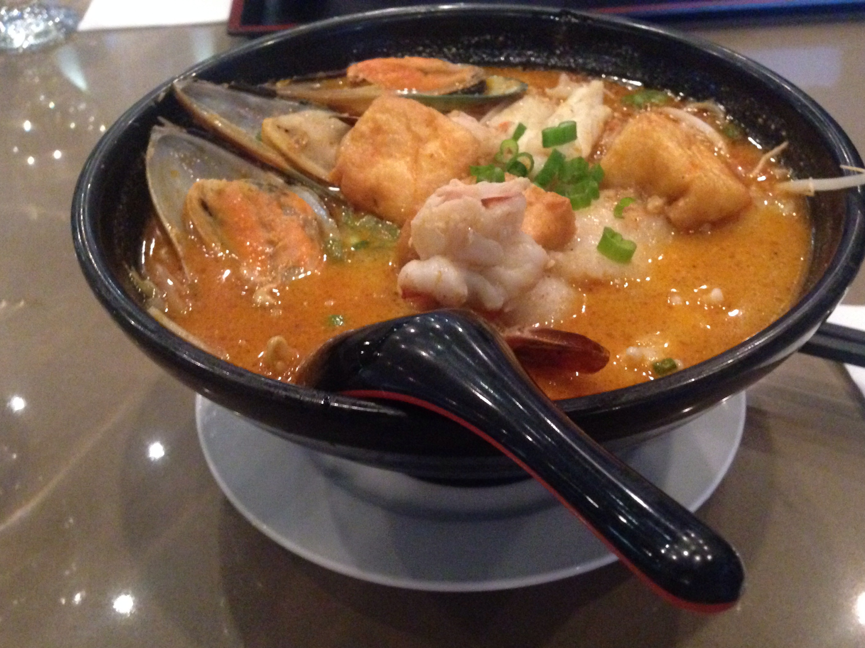Singaporean Laksa @ Tropika at Lansdowne