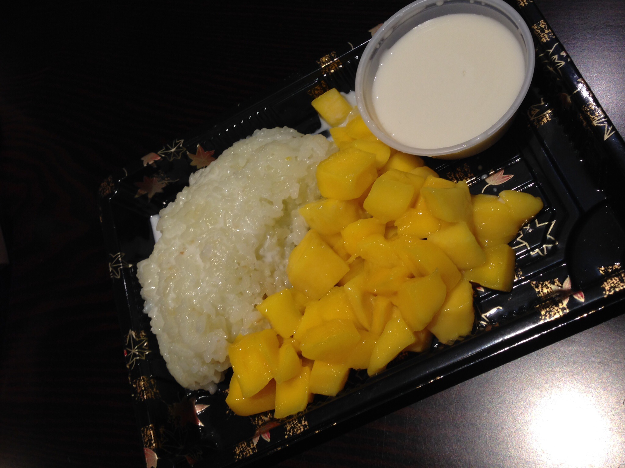 Mango Sticky Rice @ Mango Yummy