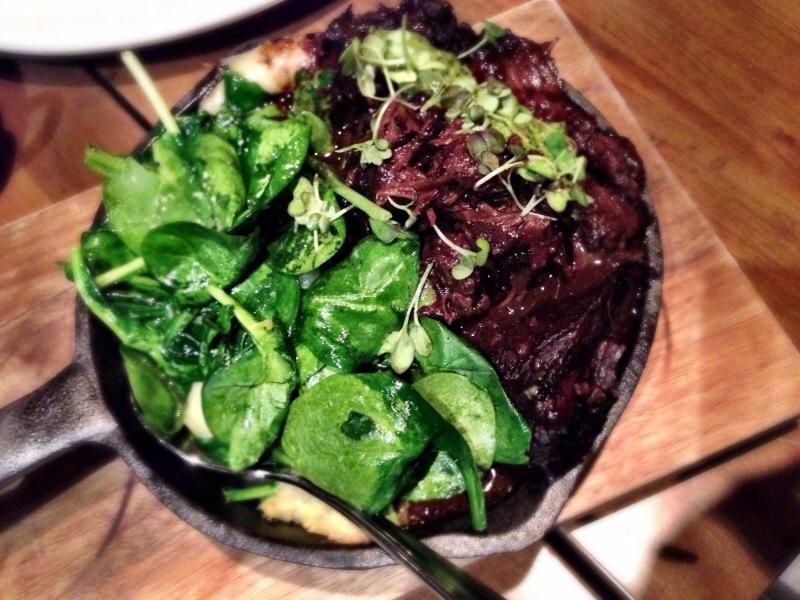 Cabernet Braised Beef Cheeks @ Tuc Kraft Kitchen
