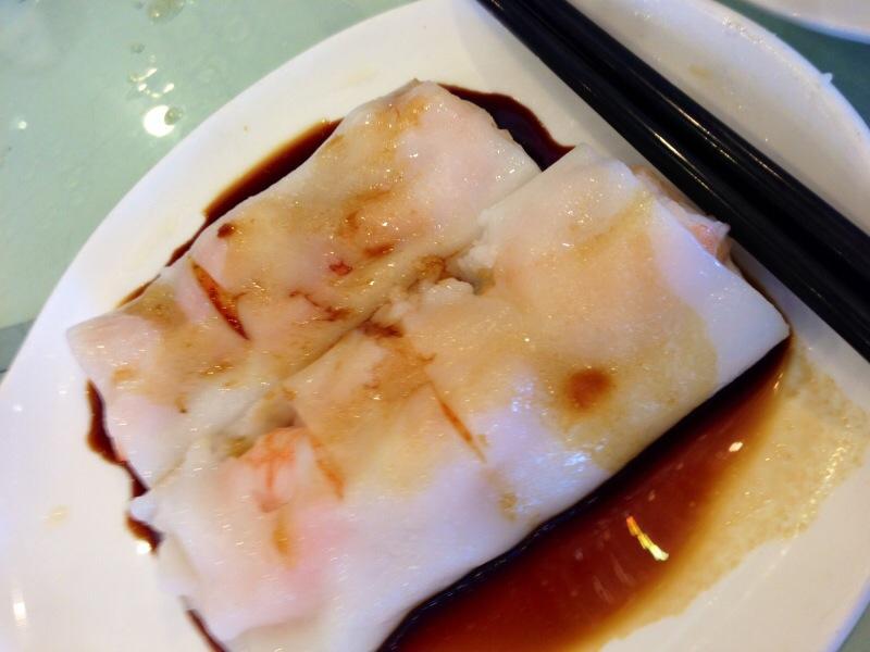 Wild Shrimp Rice Rolls