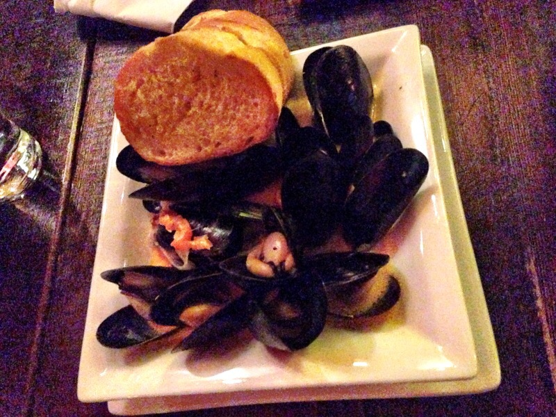 mussels @ Sidecar Kitchen and Bar