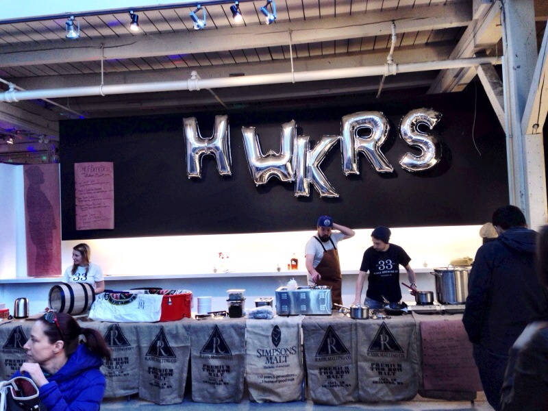 Hawkers Market Vancouver 2015