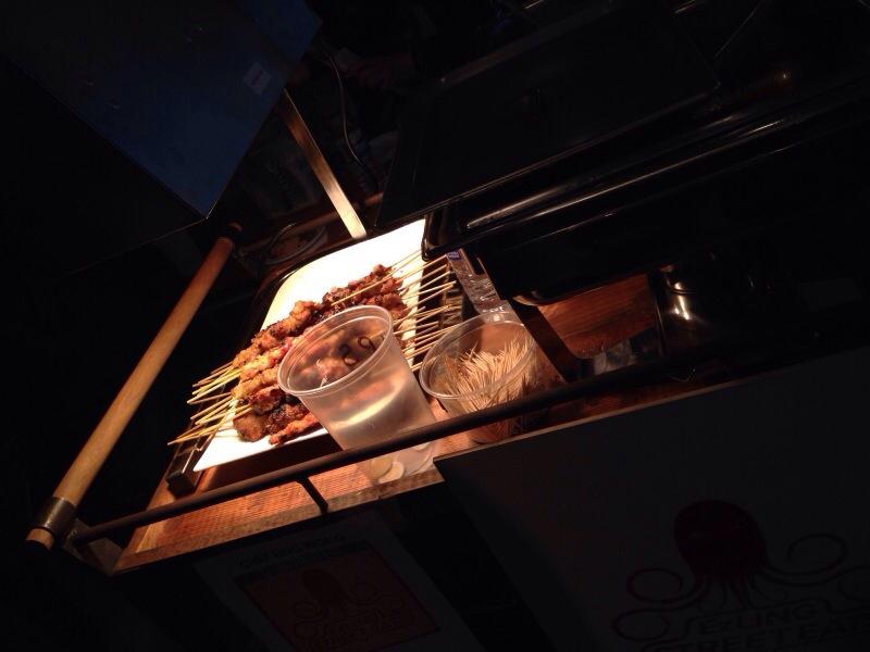 EZ Ling Street Eats @ Hawkers Market