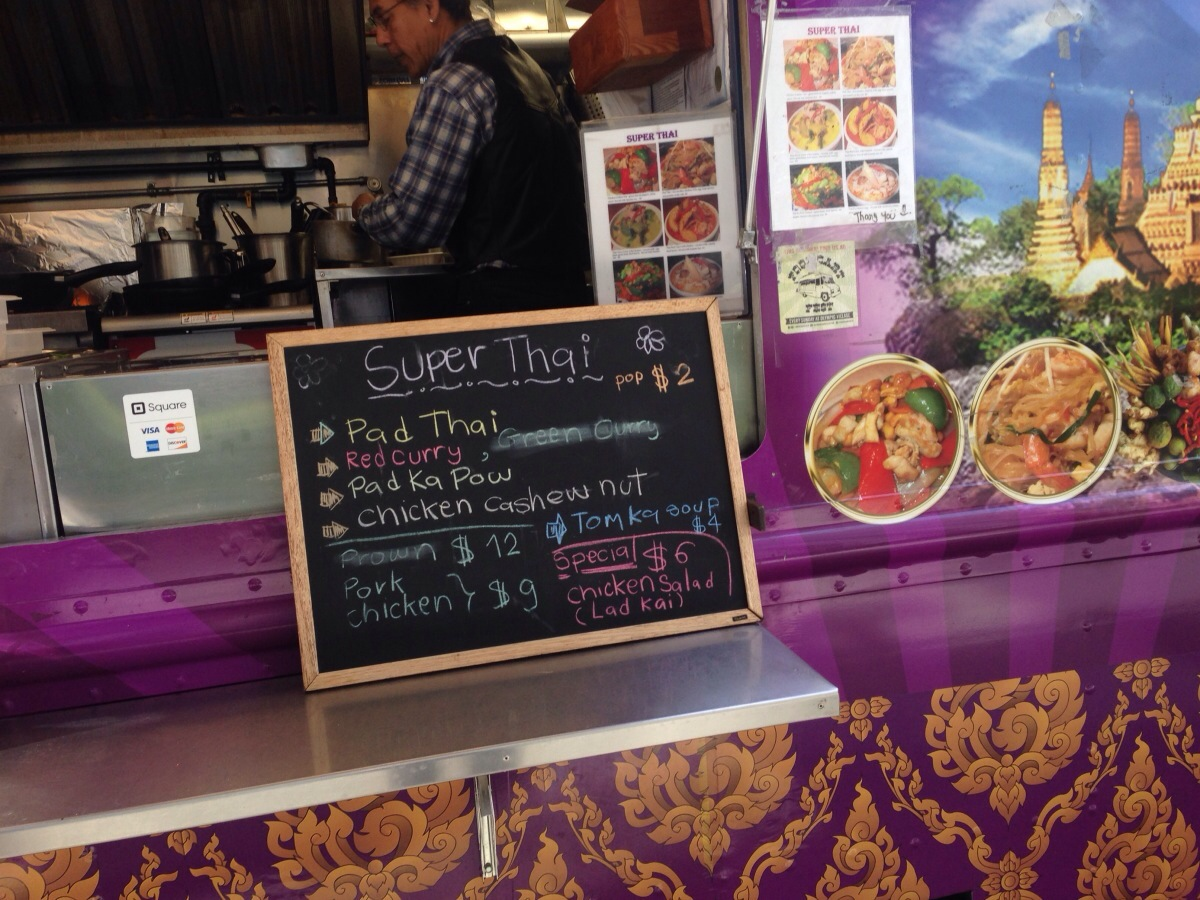 super thai food truck