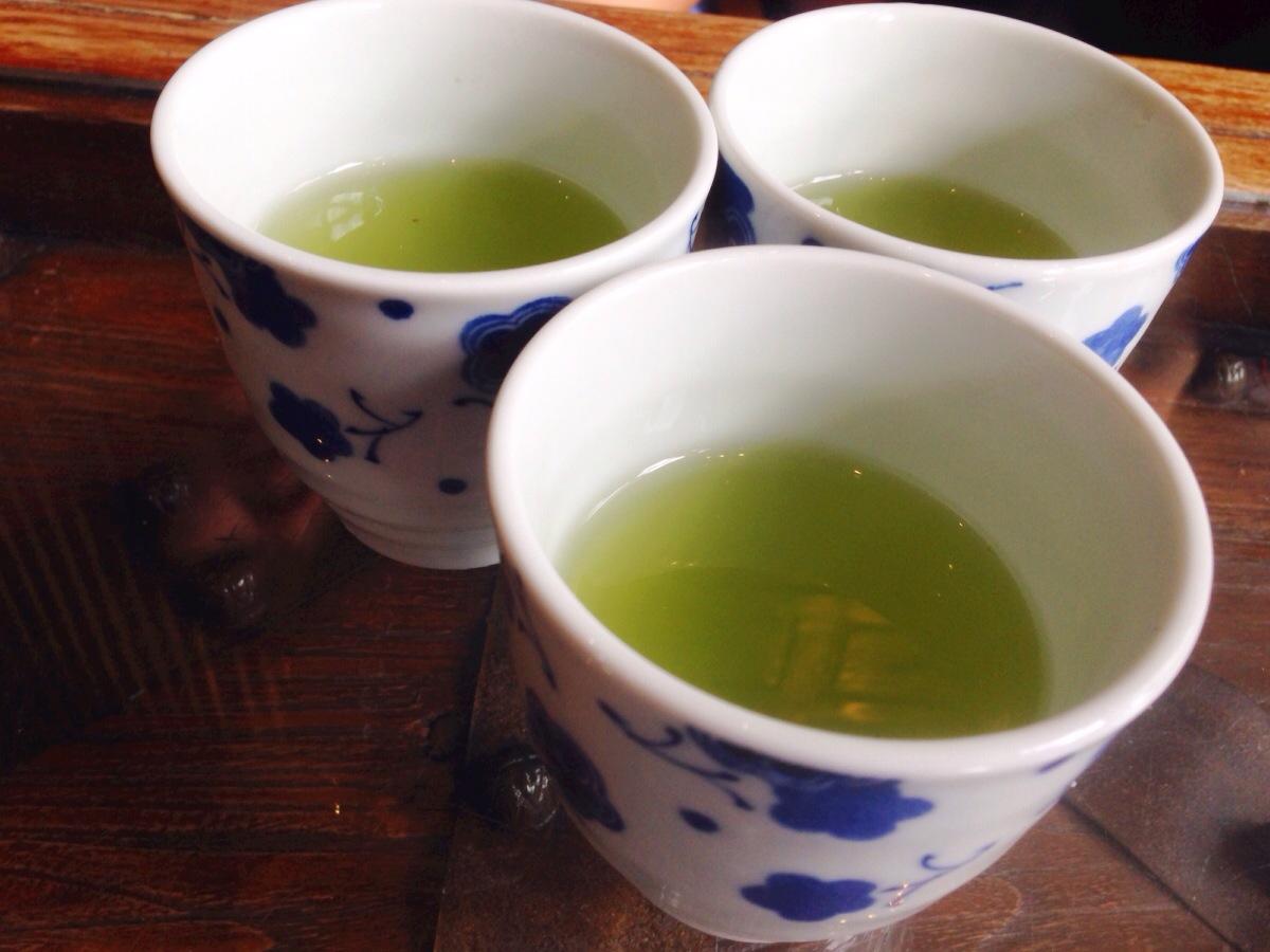 Genmai Tea @ Kingyo