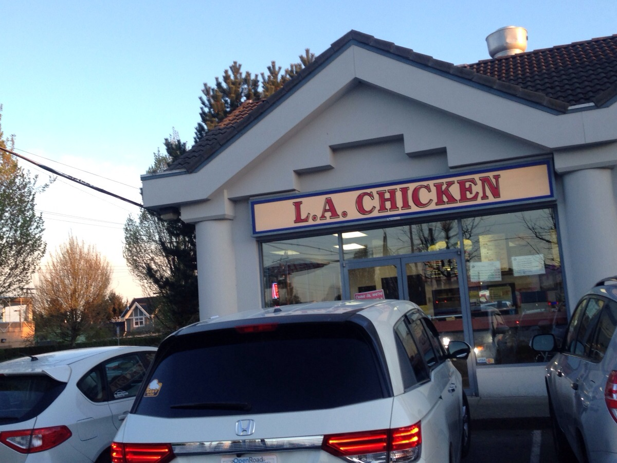 LA Chicken, Richmond