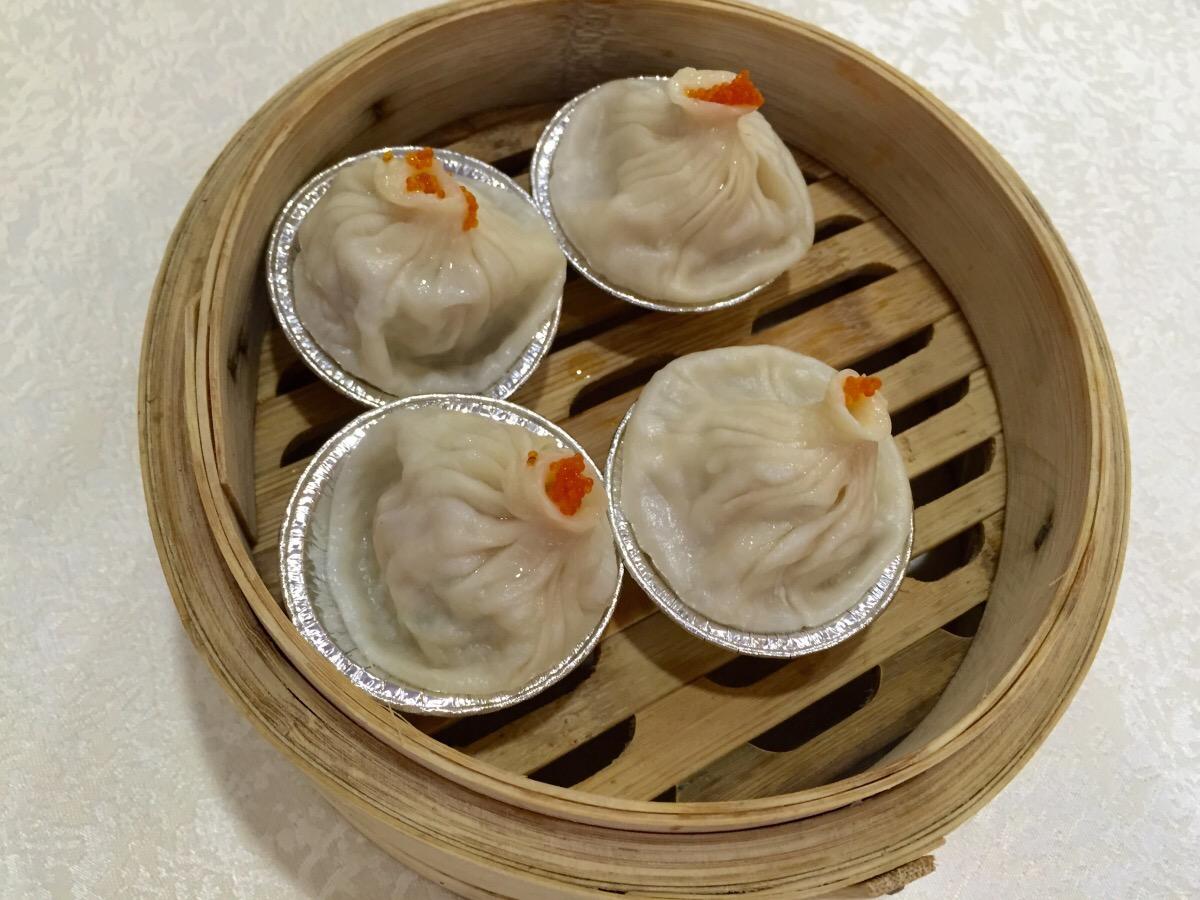 Soupy Dumplings