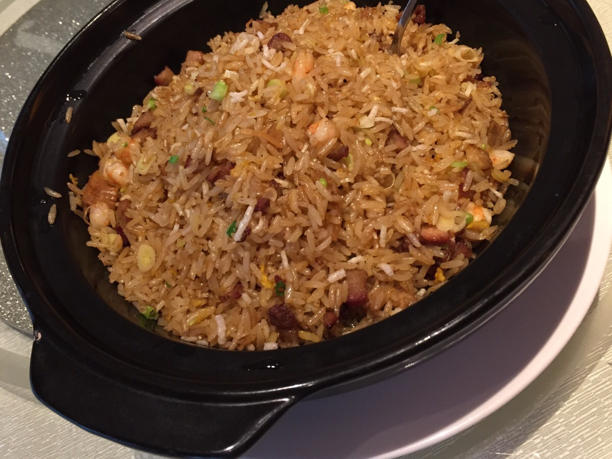 deluxe fried rice