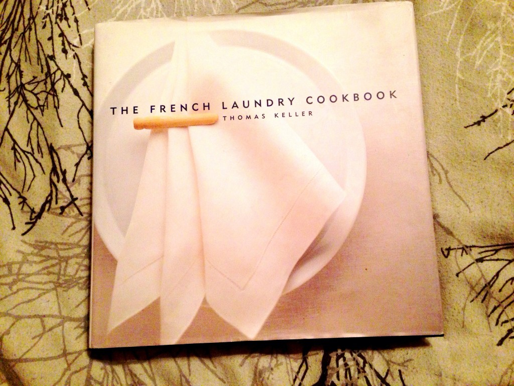 My 'The French Laundry' Journey Starts Here