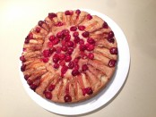 Sally Schmitt's Cranberry and Apple Kuchen