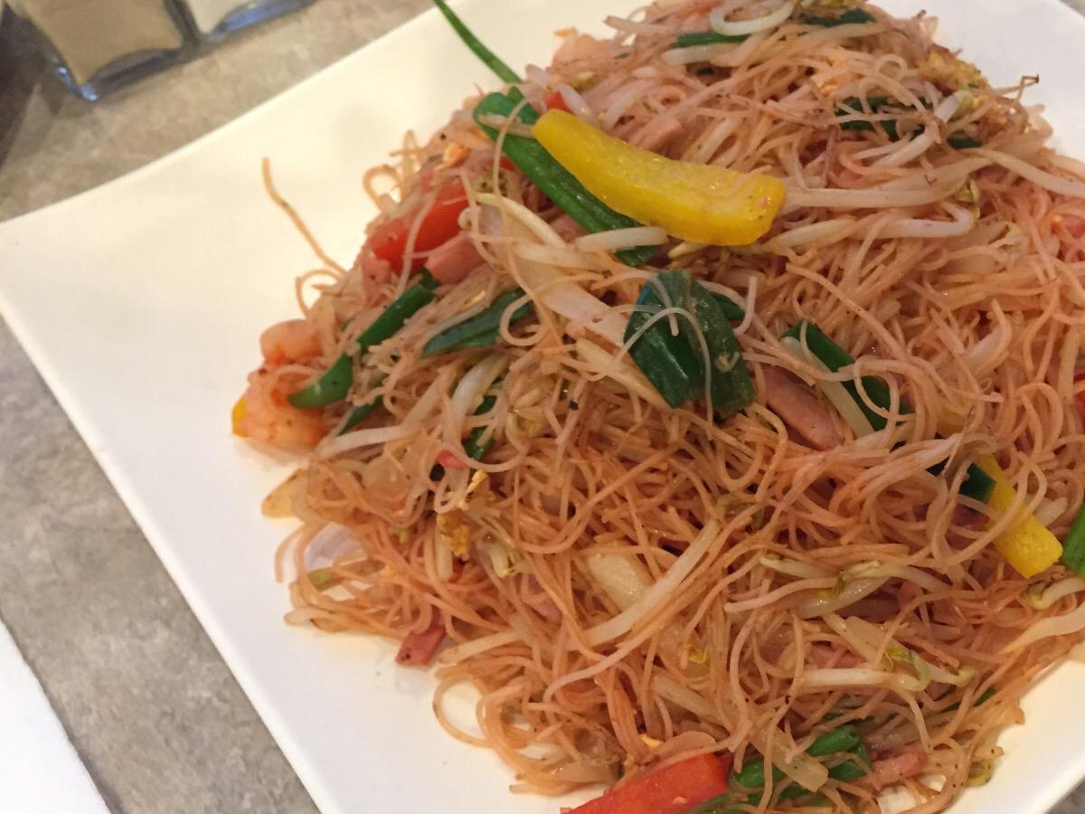 Xiamen Style Rice Noodles