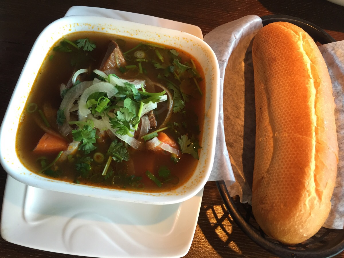 Banh My Bo Kho (Beef Stew with French Bread)