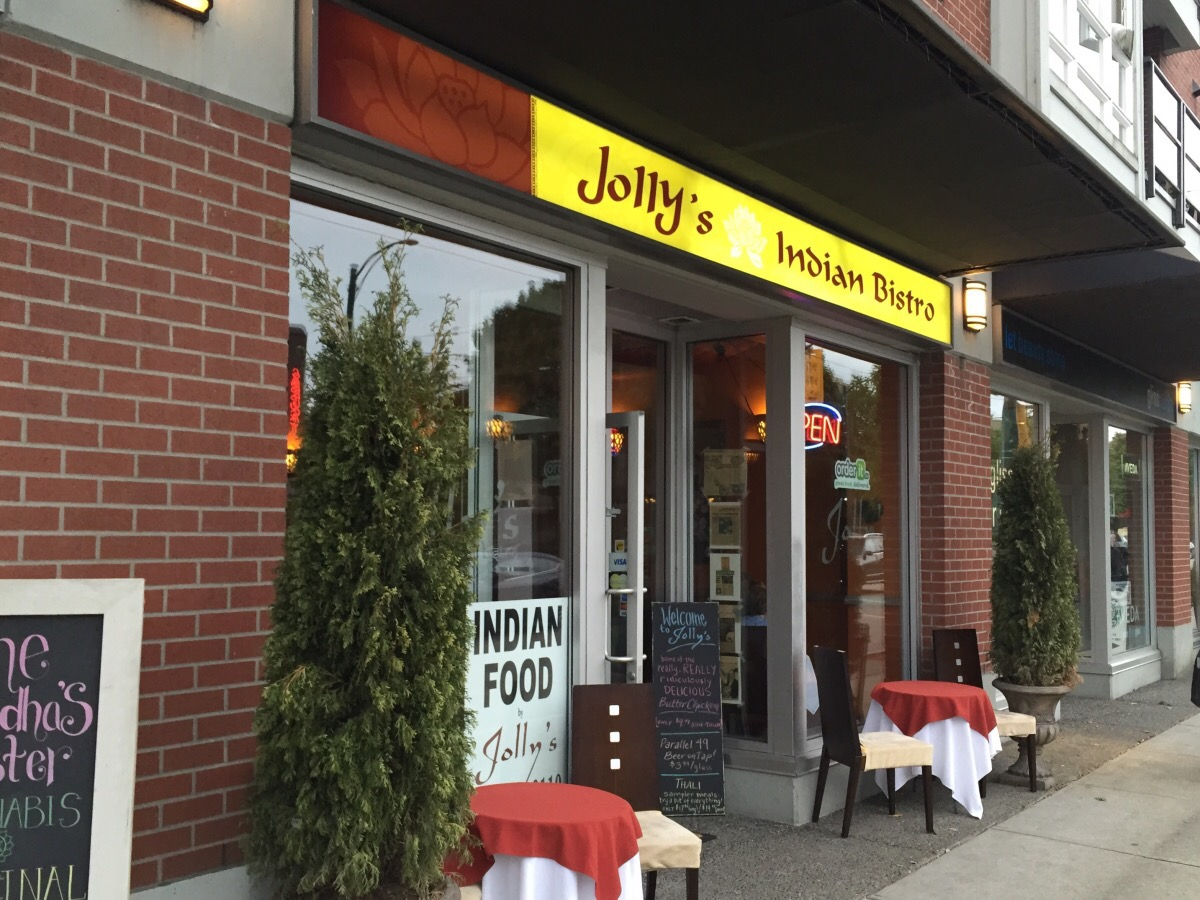 Jolly's Indian Bistro