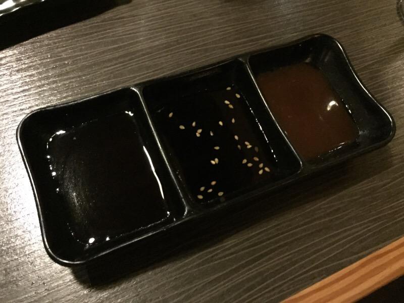 BBQ dipping sauce