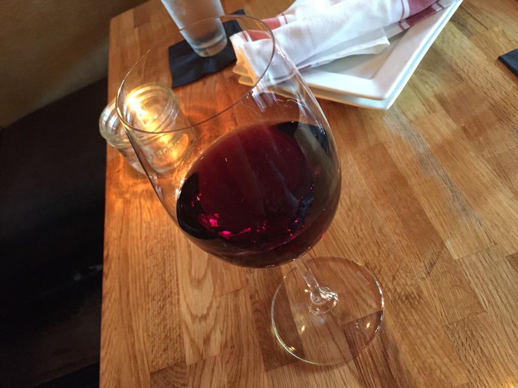 Hatch, 'The Bird's View' Pinot Noir