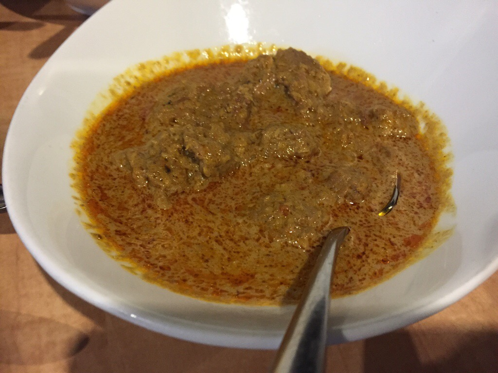 curry beef